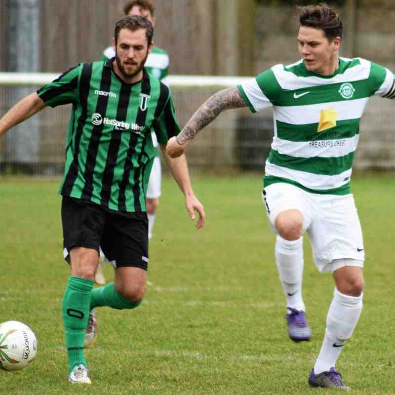 Lutterworth Athletic Seniors v Blackstones Home Win 2-1 Images PANImages