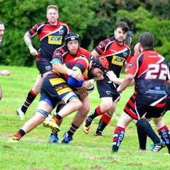 Eagle Vs Visiting Welsh touring team (Aint trying to spell Brynmyr)