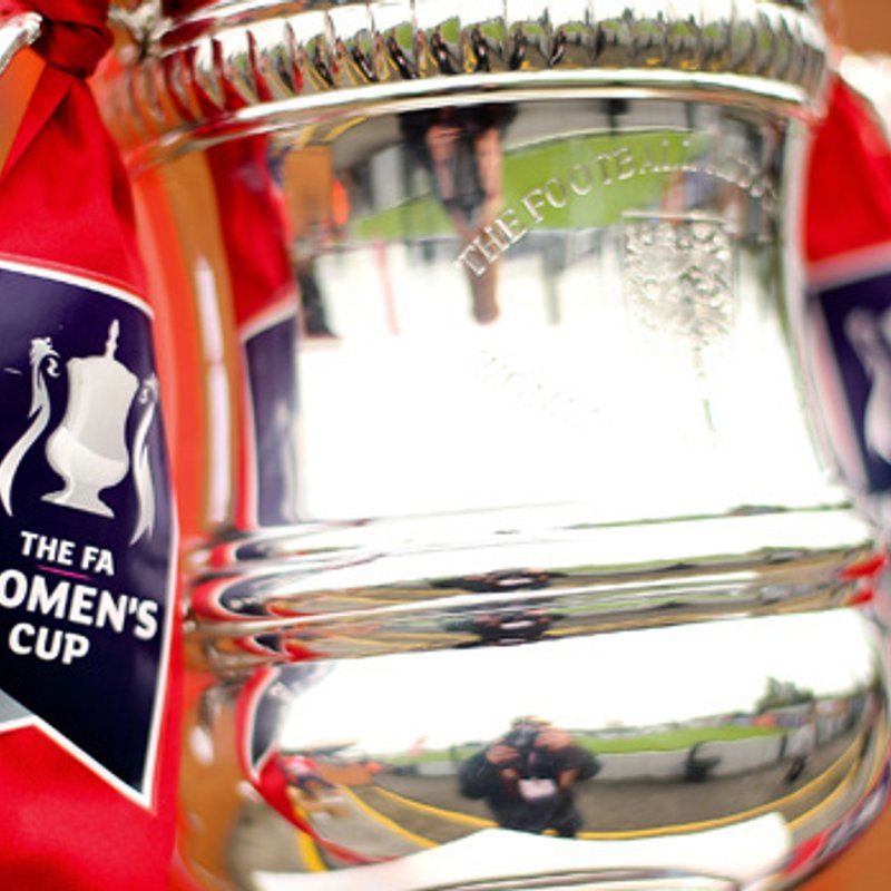Womens FA Cup come to Wythenshawe