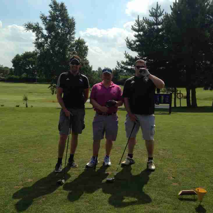 Leo's Golf Day 2015 Results