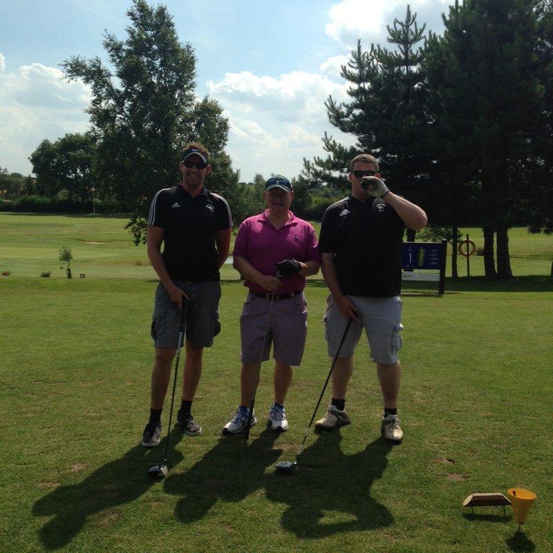 Leos Golf Day 2017
