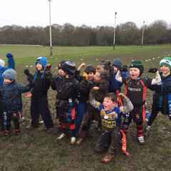 Junior Rugby - Sunday 31st January 2016