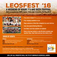 Leosfest 7s Curtain Raiser