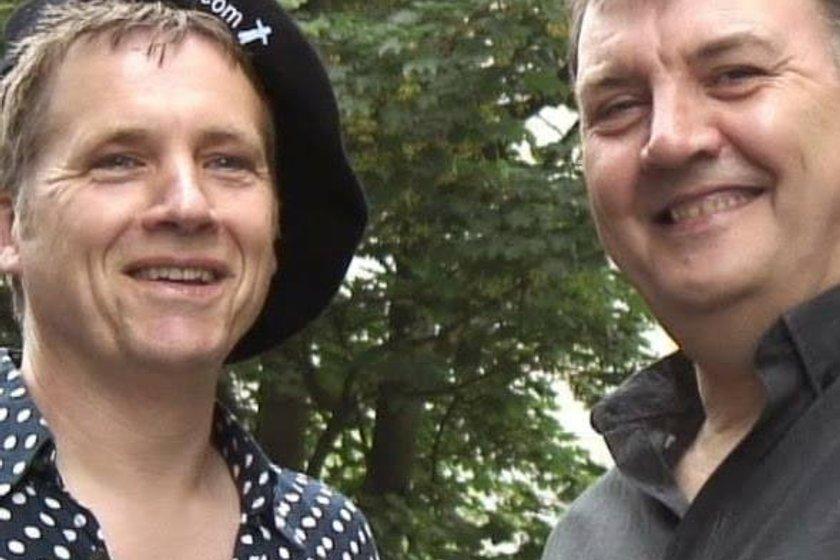 Patrice and McRuvie