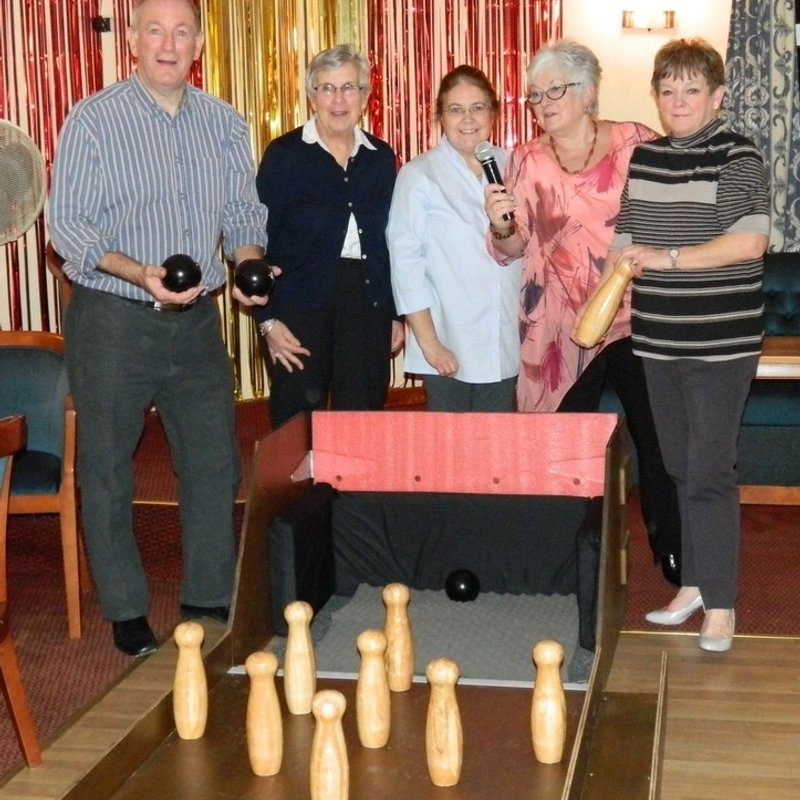 Social  Skittles Night   10th February