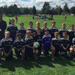 Express FC - Midland Tournament.  Finalists U9Girls, U10Girls & U11 Girls
