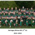 Haringey Rhinos RFC vs. Hampstead