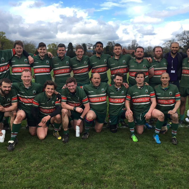 Haringey Rhinos get their first win of the season!