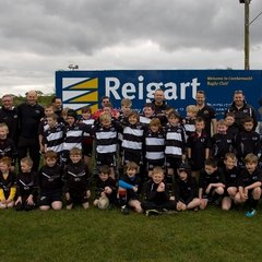 Mini Rugby Festival 26th May 2013