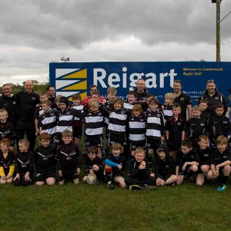 Paisley Rugby Club: Cumbernauld Rugby Football Club