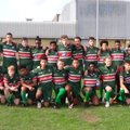 Under 15s lose to Grasshoppers 5 - 34