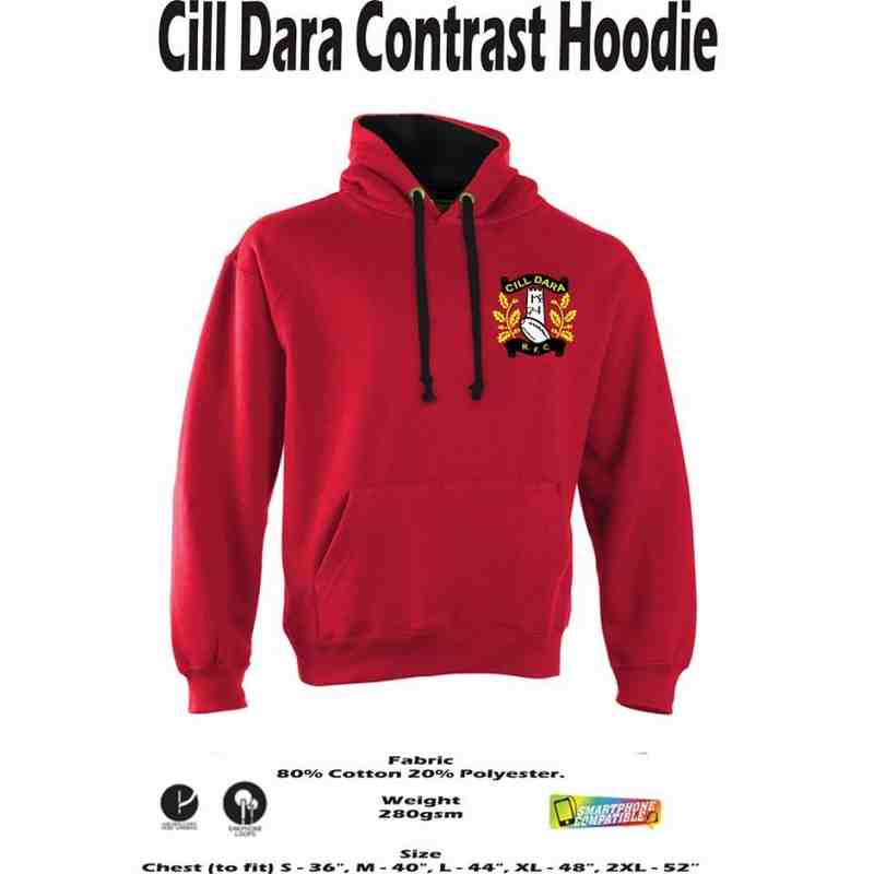 Club Hoddie (Red)