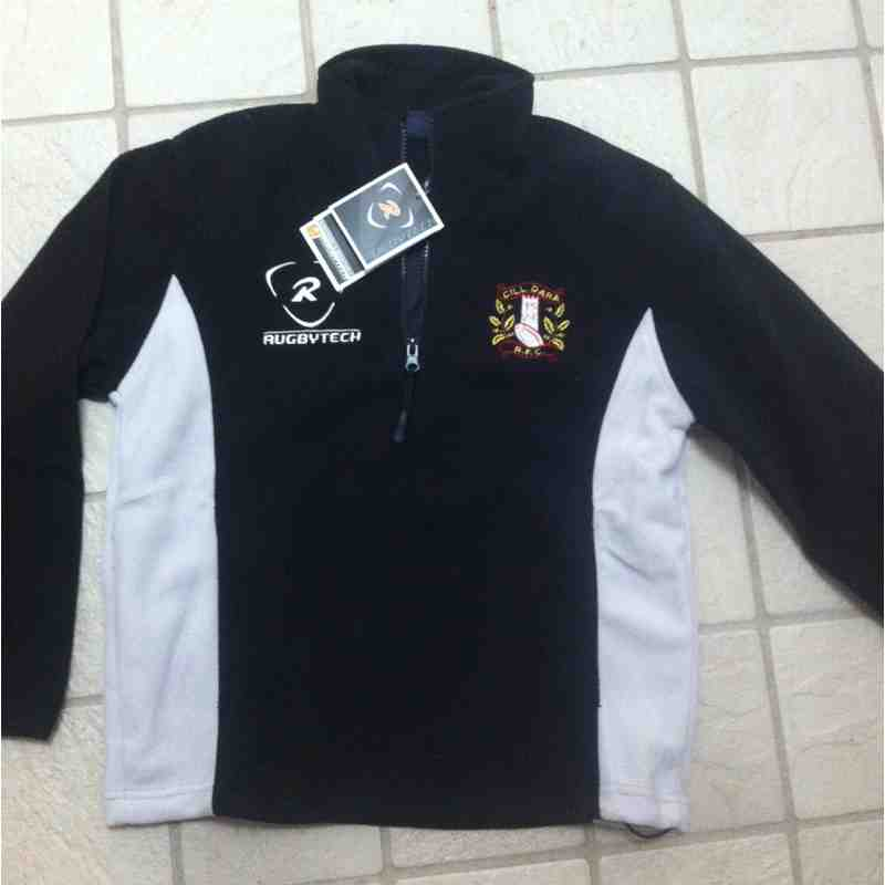 Club Fleece (Black/Grey)
