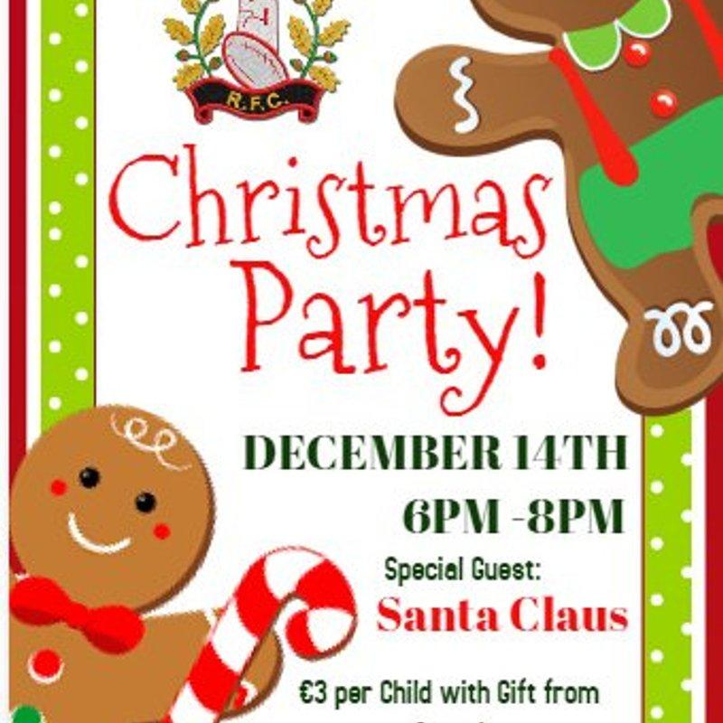 Mini's Christmas Party
