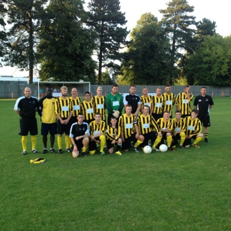 Reserve Team lose to Peterborough Sports 3 - 1