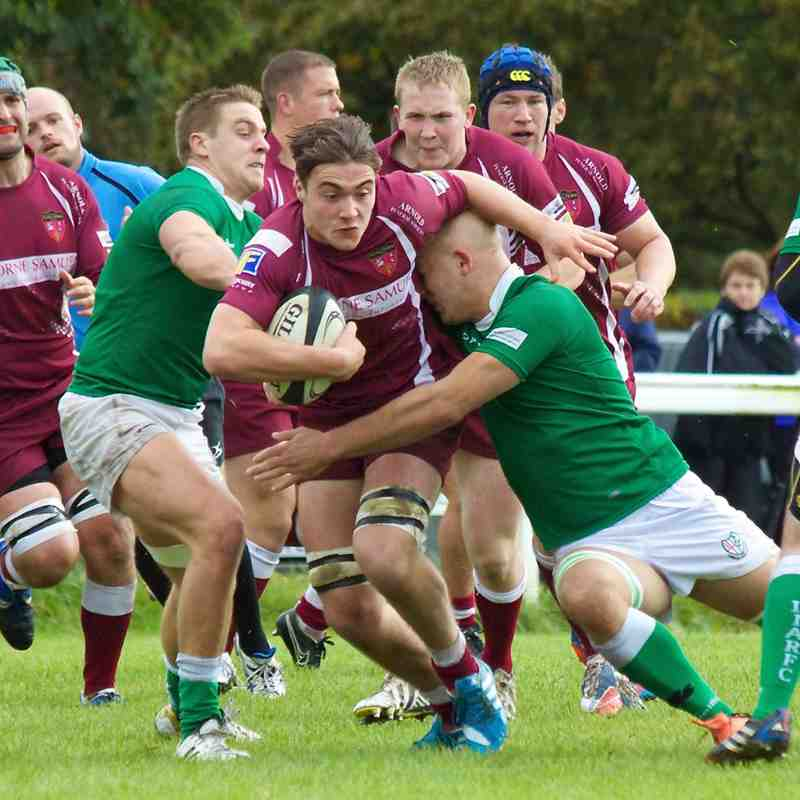 1XV v London Irish