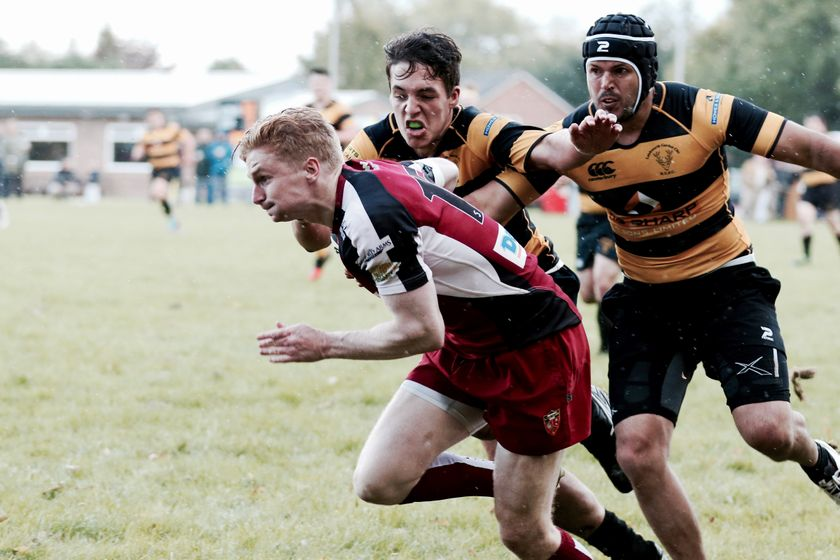 1XV v Letchworth Match Report