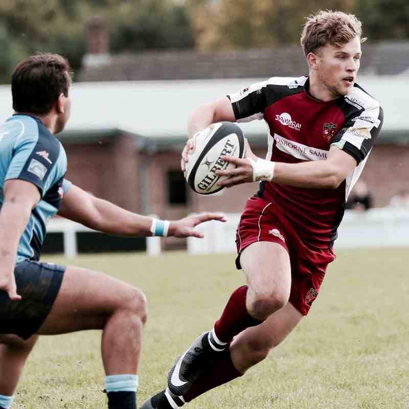 1XV v Eton Manor