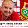 Sportsman's Dinner - Graham Rowntree