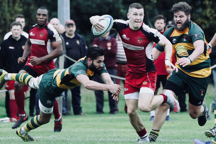 A&C 1stXV see off Beaconsfield in the Bucks Cup