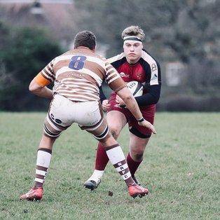 1stXV Match Report: Southend Saxons