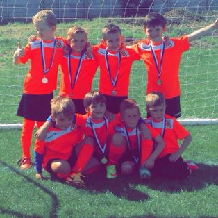 Under 7s spotless Cleanup