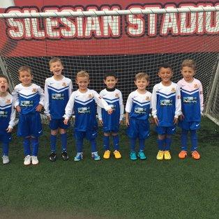 Wealdstone soccer school  U6s
