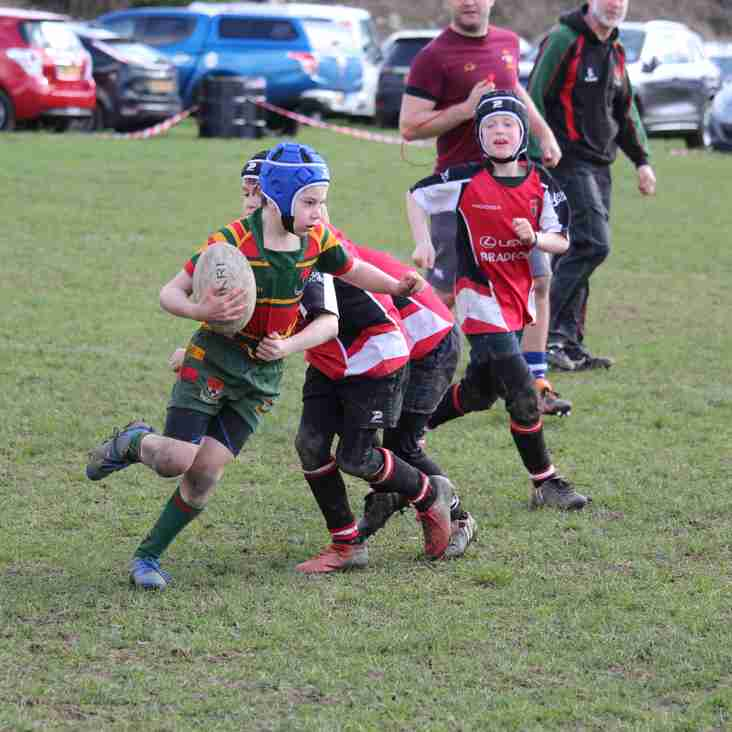 Minis visit to Harrogate cancelled.