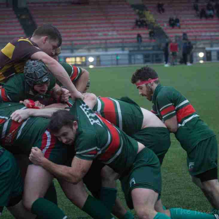 Haringey Rhinos v West London 4th March 2017