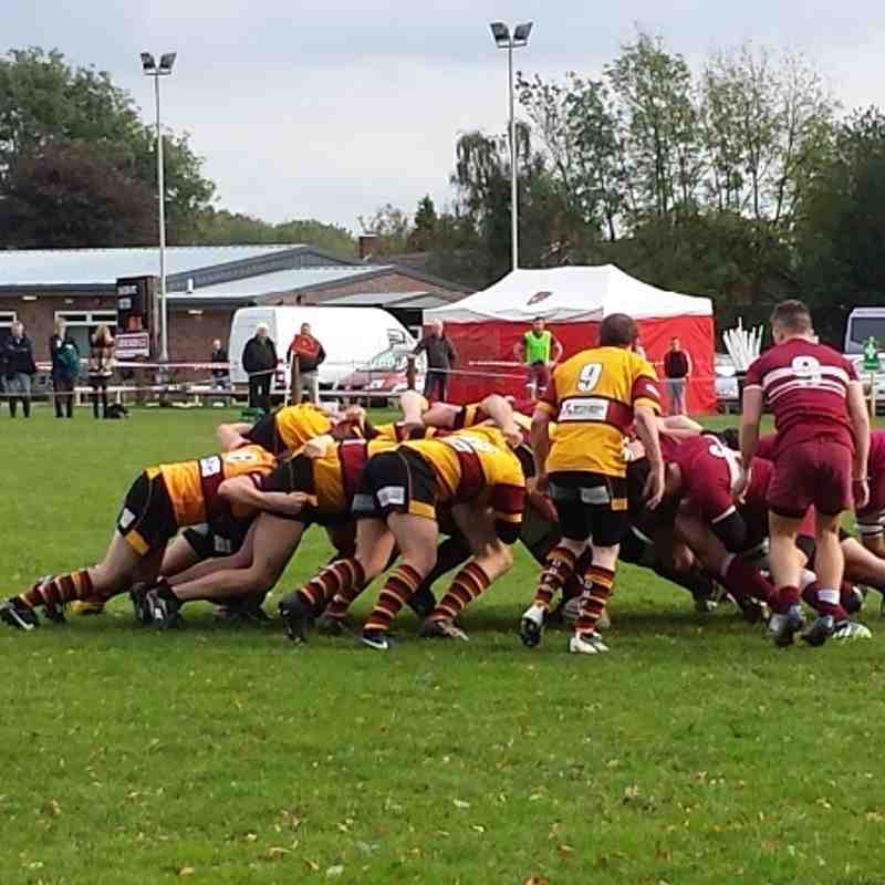 3xv vs Drifters (home)