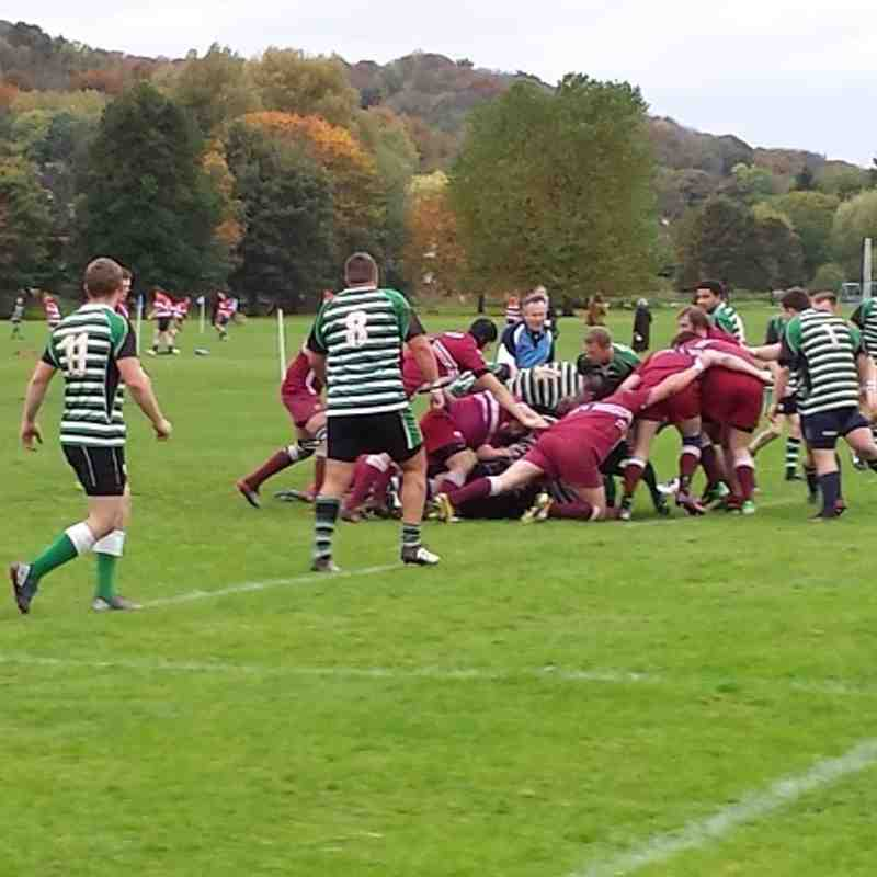 3xv vs High Wycombe (away)