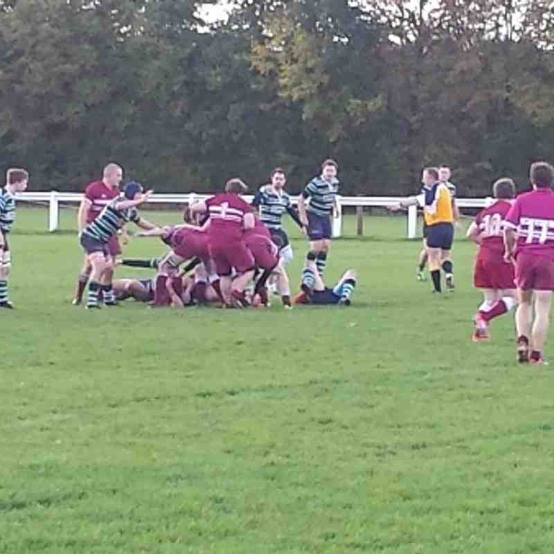 3xv vs Reading Abbey (home)