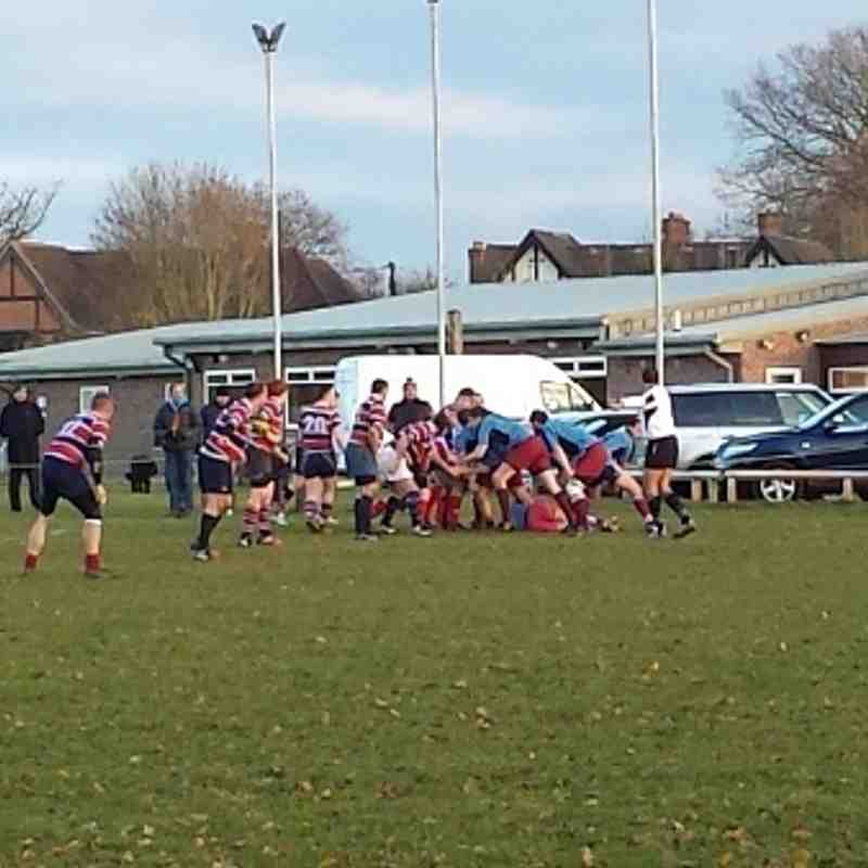 3xv vs Grove (home)