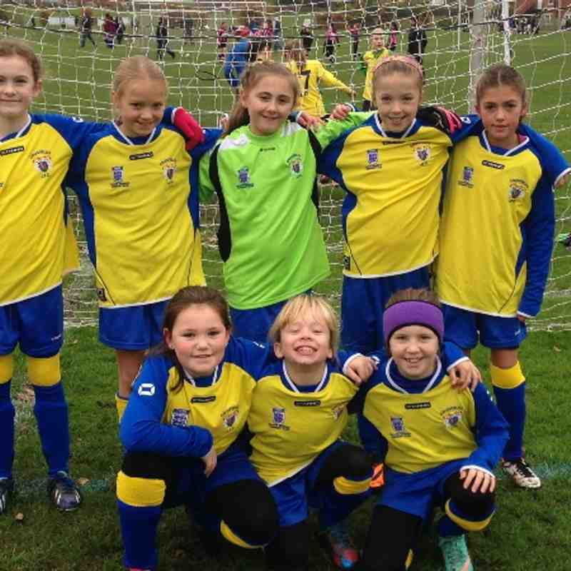 Crosfields under 10 girls