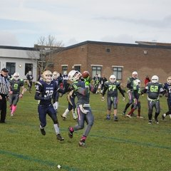 Panthers Vs Oxford Lancers 02-02-2014