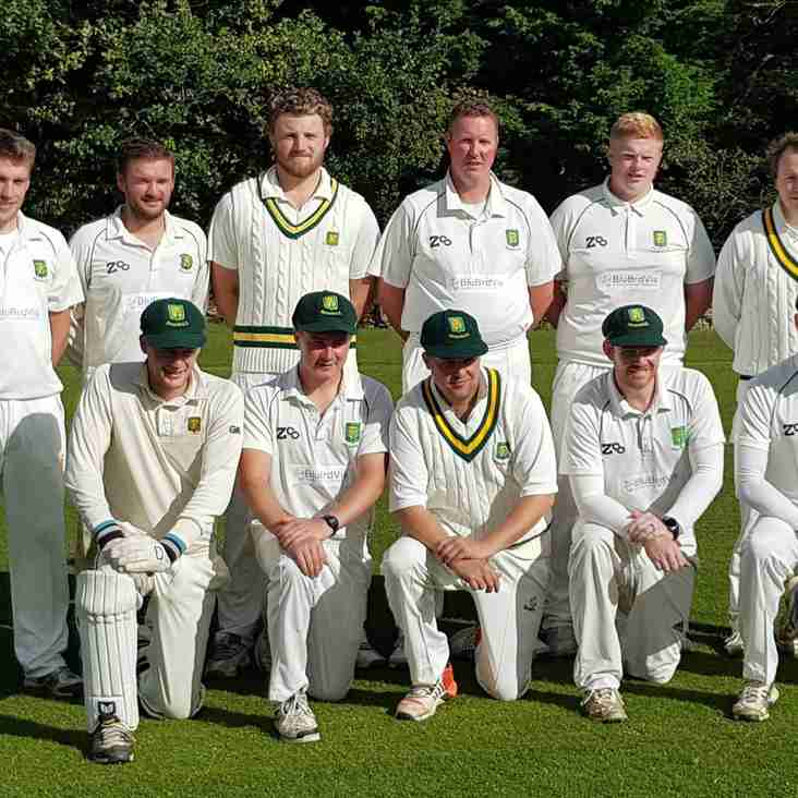 1st XI NTCL Division 2 Champions