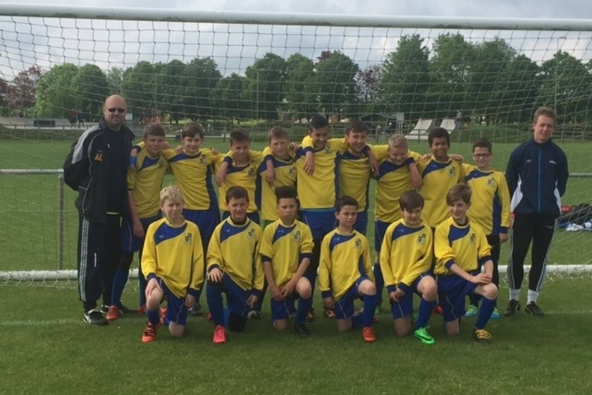 Under 15s Youth beat Chalfont Saints 1 - 2