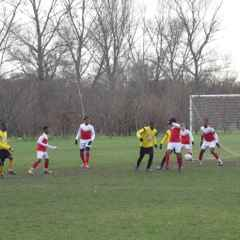 Rainbow FC v AC United 2015