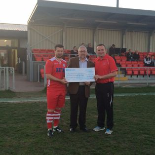 Haverhill Rovers v Felixstowe & Walton United