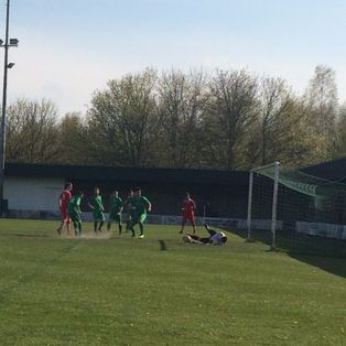 Gorleston v Haverhill Rovers