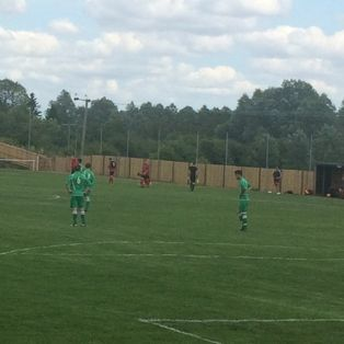 Coggeshall Town v Haverhill Rovers