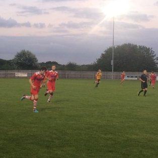 Haverhill Rovers v Bury Town
