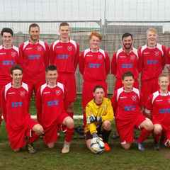 Saffron Crocus Reserves v Haverhill Rovers A