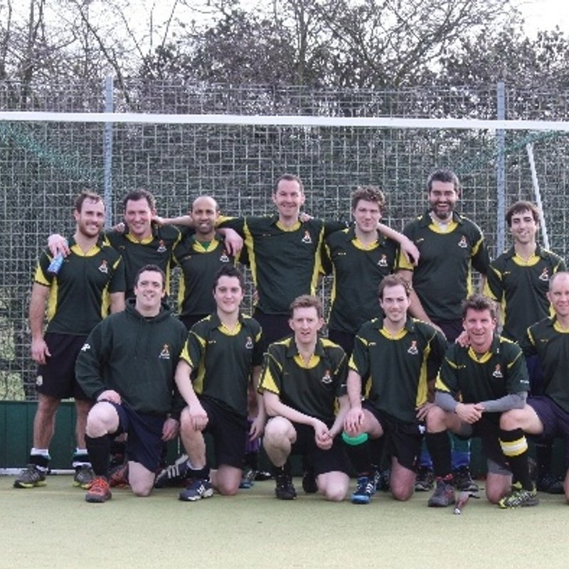 ECHC Mens 1 lose to March Town 1 4 - 2