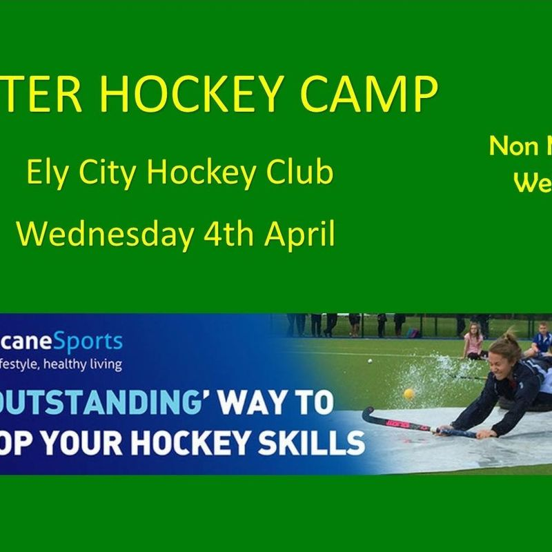 Junior Easter Hockey Camp