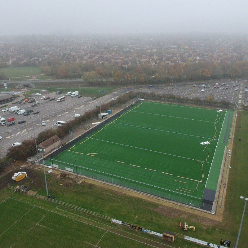 New pitch opens Tuesday 15th January