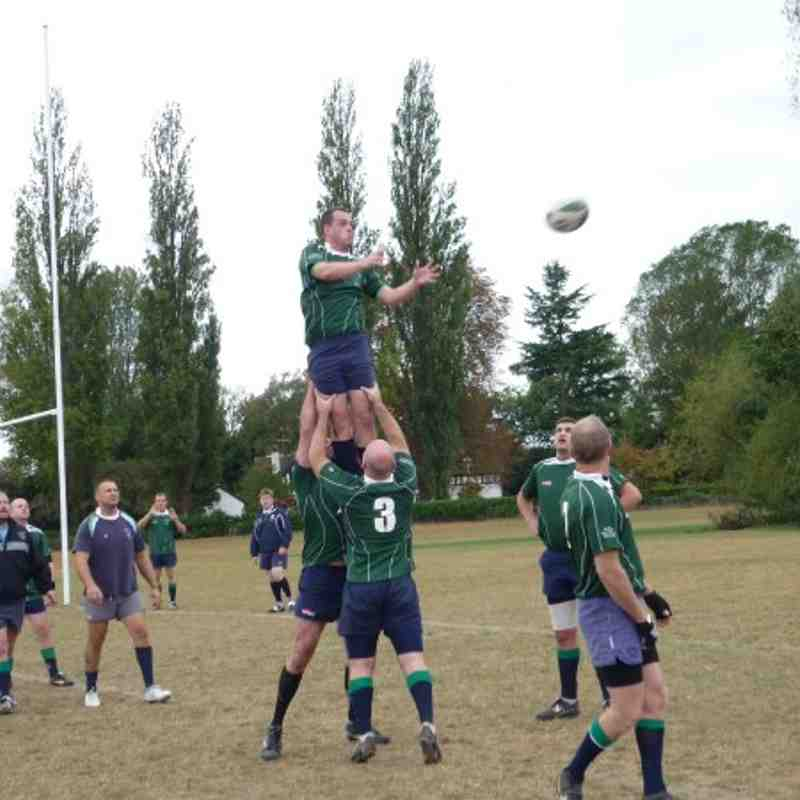 Abbey Dev v's Marlow