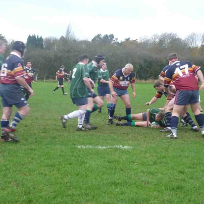 Abbey Dev v's Oxford Quins