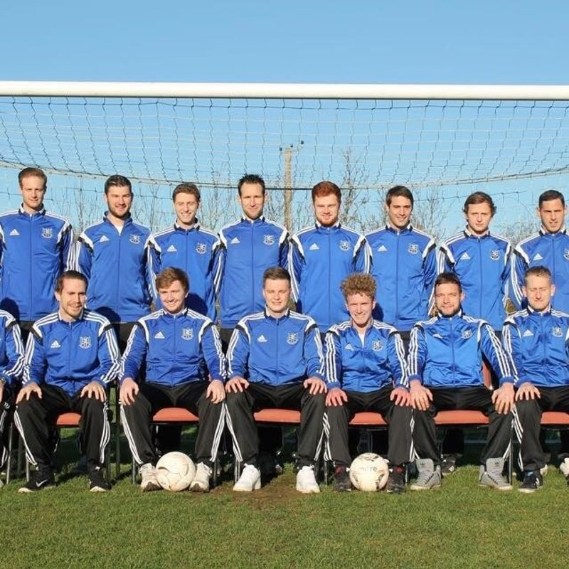 First Team beat Coggeshall Town Reserves 2 - 1