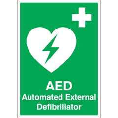100 club lottery help in purchase of a Defibrilator